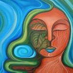 cacibayagua diosa taina / taino goddess